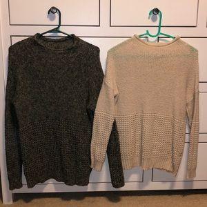 American Eagle Sweater Bundle